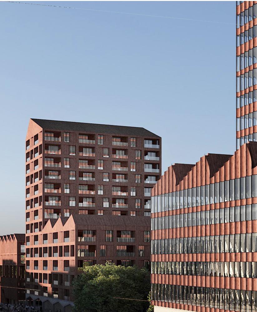 Europahafenkopf-Bremen Lofthaus Nord
