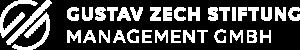 Logo Gustav Zech Stiftung