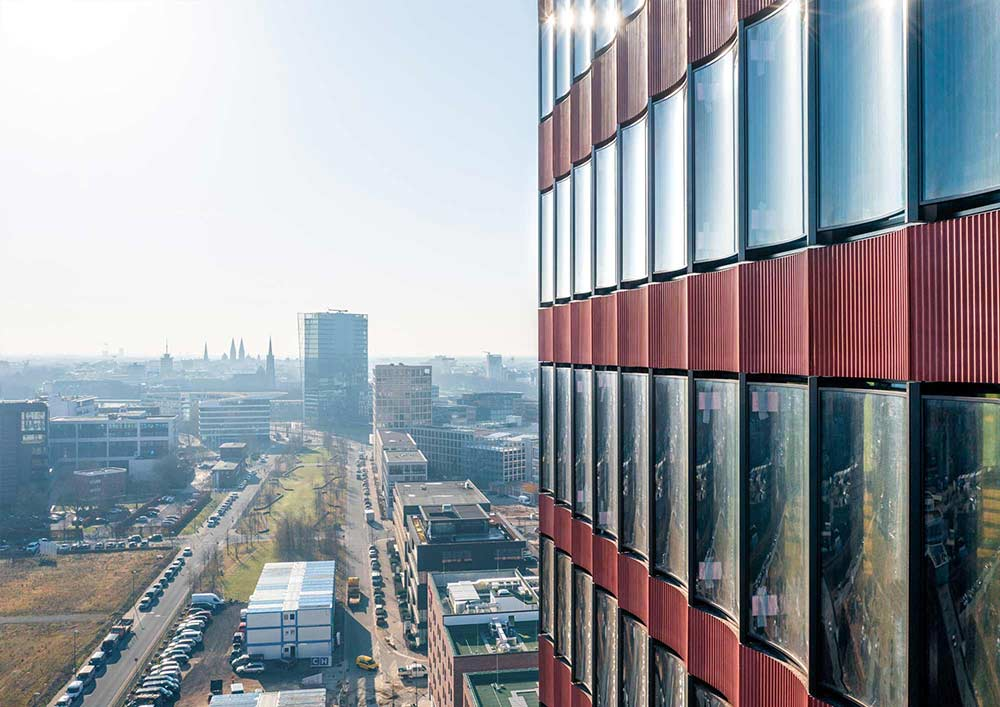 Europahafenkopf Bremen Büro Ladengeschäfte in bester Lage